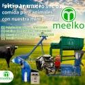 Meelko, MKD260A comida para toros