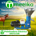 Meelko Peletizadora MKFD150B