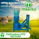 Meelko Peletizadora MKFD200P