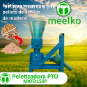 MKFD150P pellets astilla de madera