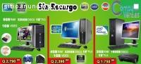 OFERTAS DE COMPUTADORAS DE ESCRITORIO