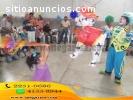 payasos chistosos en Guatemala