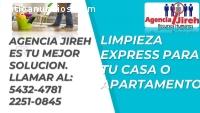 PERSONAL PARA LIMPIEZA DE TU HOGAR