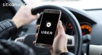 Piloto taxi privado plataforma uber