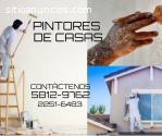 PINTORES DE CASAS U OFICINAS
