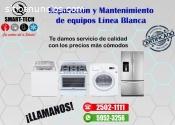 REPARACIÓN DE EQUIPOS LÍNEA BLANCA