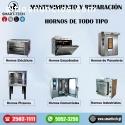 Reparación de lavadoras, estufas y más