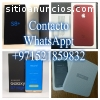 Samsung S8+ y iPhone 7 Plus y Samsung S7