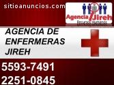 Servicio de Enfermeras seguro para ti
