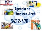 Servicio de Limpieza Agencia JIreh