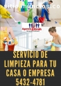Servicio de Limpieza para tu hogar