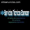 Servicio de reparación electrodoméstico