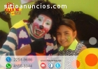 show de payasos bonitos en Guatemala.