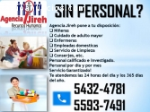 Sin personal?