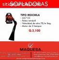 SOPLADORA TIPO MOCHILA
