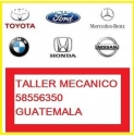 taller mecanico en el ciudad de guatemal