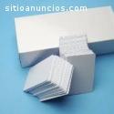 TARJETA PVC PARA IMPRESION TINTA/TERMICA