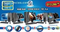 COMBOS X5 COMPUTADORAS TODO INCLUIDO