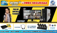 COMPUTADORAS CON CÁMARAS DE SEGURIDAD!!