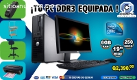 COMPUTADORAS DELL +MUEBLE+SILLA+REGULADO