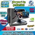 COMPUTADORAS HP COREi5, 16GB RAM, 1TERA