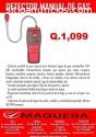 DETECTOR MANUAL DE GAS,