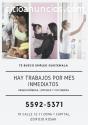 Empleos Domesticos en casa para mujeres