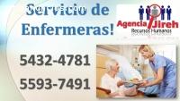 ENFERMERAS Y CUIDADO DE ADULTO MAYOR GT