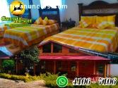 Green Resort, Habitaciones