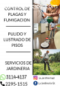 La Jardinería Gt y Fumigación