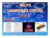 lavanderia y costura