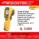 medidor de temperatura de asfalto