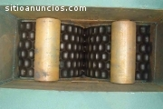 Meelko Prensa de briquetas carbón 6ToN