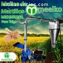 Molino Meelko para hacer harina de trigo