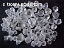 natural rough diamonds, polished diamond