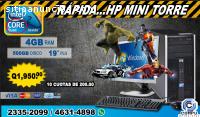 ombre  COMPUTADORAS HP, IDEALES PARA FER