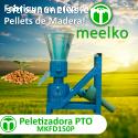 PTO MKFD150P pellets de madera