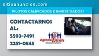SERVICIO DE PILOTOS JIREH