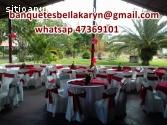 Servifiestas Bella Karyn Banquetes