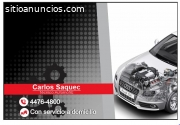 Técnico automotriz (mecánico automotriz