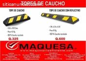 TOPESD E CAUCHO