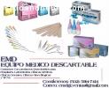 VENDO EQUIPO MEDICO DESECHABLE