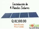 Venta de Paneles Solares