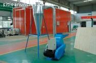 Biomasa a martillo eléctrico hasta 500