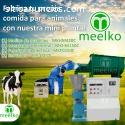 Combo Meelko, fabrica comida para animal