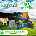 Meelko Extrusora para pellets alimentaci