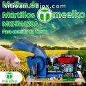 Molino Meelko para comida de cerdo