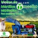 Molino Meelko para comida de conejo