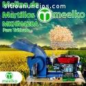 Molino Meelko para granos de triticale