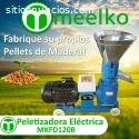 Peletizadora Eléctrica MKFD120B